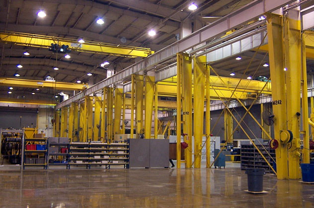 Manufacturing Facilities Moffett Commercial Amp Industrial
