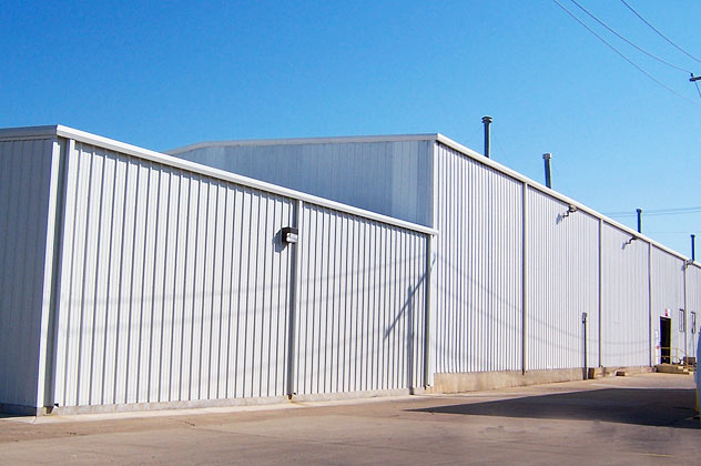 Exterior Walls Moffett Commercial Amp Industrial Paint